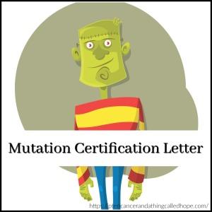 mutation-certification-letter