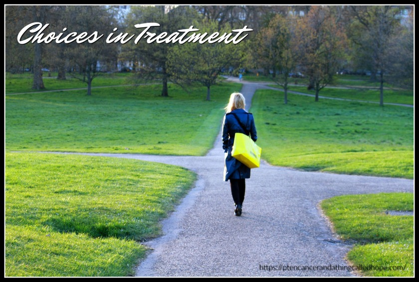 Choices in Treatment